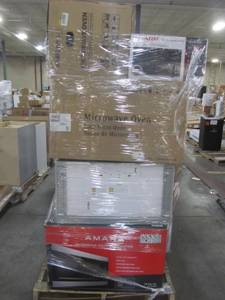 WHOLESALE MIXED PALLET OF RETURNS - SMALL APPLIANCES!