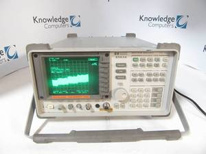 HP Spectrum Analyzer HP 8563A Tested
