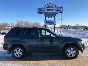 2005 Jeep Grand Cherokee 4x4 -No Reserve-