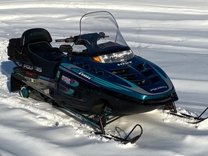1997 Polaris Indy Trail Deluxe
