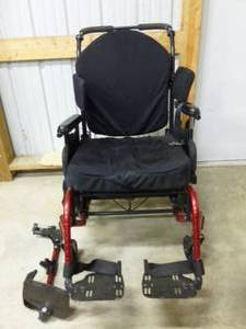 High End Wheelchair