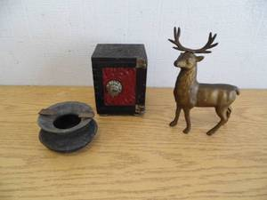 Safe Bank - Deer Bank - Ashtray