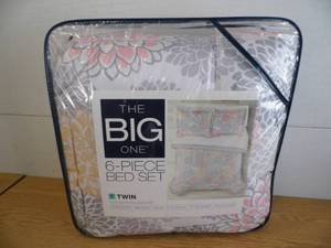 The Big One 6 Pc Twin