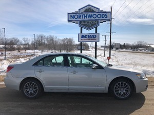 2008 Lincoln MKZ AWD -No Reserve-