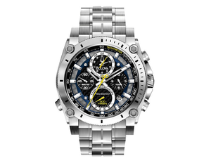 Brand New Bulova Men's Champlain Precisionist Chronograph Watch