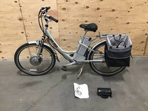 HEBB Electric Battery powered bike - Model: 500