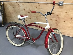 Schwinn Legacy Retro Beach Cruiser