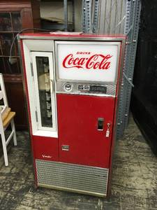 Vendo 63 Coke Machine