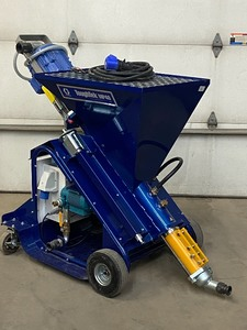 "Graco ToughTek ""MP40"" High-Performance Concrete Mixing Pump"