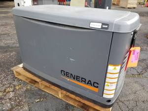 Honeywell Generac Guardian 16kW 60Hz Air-Cooled Standby Generator with Manual