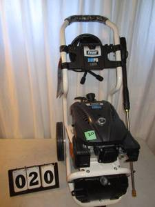 Pulsar Pressure Washer - 3100 PSI