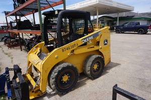 2011 John Deere Model 315 Skid Loader Skid Steer