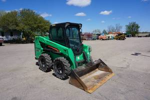 2014 Bobcat Model S510 Skid Loader Skid Steer