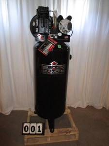 Black Diamond 60 Gallon Air Compressor