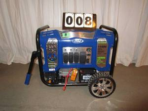 Ford Duel Fuel Generator  - 11,050 Watt