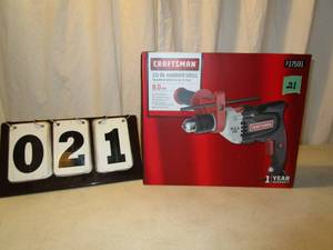 Craftsman 35 pc Impact Drill and Driver Set 935080