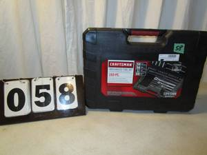 Craftsman 193 pc Mechanics Set