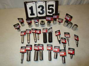 Craftsman Assorted Sockets