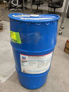 Lot of (1) Keg of Chevron Delo Syn-Gear XDM SAE 75W-90 120-lbs.