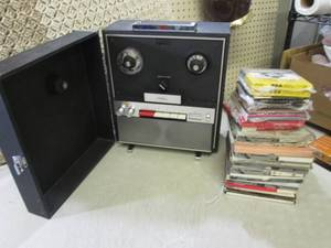 Vintage Wards Airline Reel-to-Reel ...