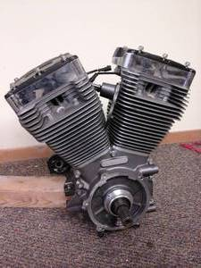 Harley-Davidson Screamin Eagle 110 Twin Cam Engine Assembly