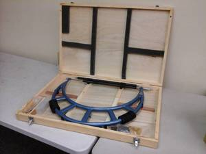 Outside Micrometer 16-20in. .001 with Wood Case