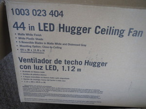 LED Celing Fan