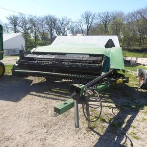 John Deere 1219 Mower & Conditioner