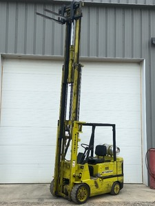 Mitsubishi Forklift -- VIDEO ADDED!!