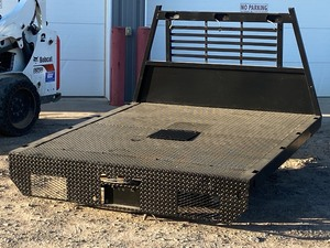Steel Flatbed For Pick-Up Truck