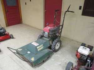 Billy Goat Self Propelled Walk Behind Brush mower