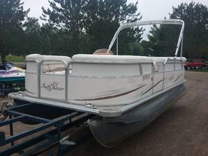 2006  Smoker Craft Sun Chaser 820 Pontoon