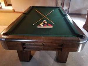 Brunswick Pool Table 92 x 45.5 with Accessories & Ping Pong Option