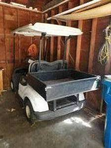 Yamaha YDRE 48V Electric Golf Cart