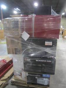 WHOLESALE MIXED PALLET OF SMALL APPLIANCES!