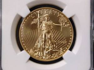 2009 NGC MS70 Fifty Dollar Gold Eag...