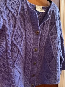 Connemara Knit Sweater