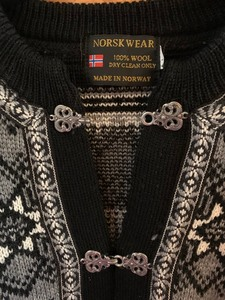 Norsk Wear- Norwegian Sweater