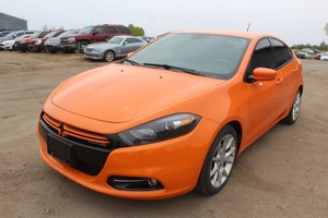 2013 Dodge Dart Rallye Turbo - 2 Owner - 103,783 Miles -