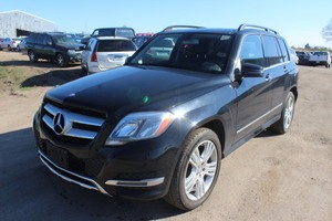 2014 Mercedes-Benz GLK350 4Matic AWD - 91,759 Miles -