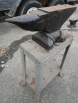 67 LB. ANVIL ON A STAND