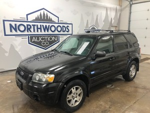 2005 Ford Escape Limited 4WD -No Reserve-