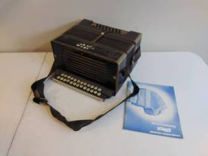 VINTAGE Hohner Accordion