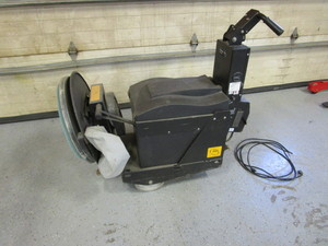 24v NSS Eagle Performance Floor Scrubber