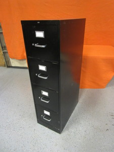 Hon 4 Drawer File Cabinet