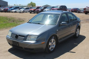 2004 Volkswagen Jetta GLS - 5 Speed Manual -