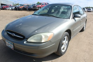 2003 Ford Taurus SES - 2 Owners -