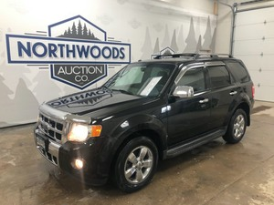 2009 Ford Escape 4x4 -No Reserve-