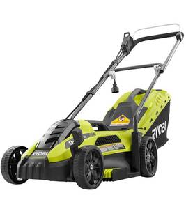 RYOBI 13 in. 11 Amp Corded Electric Walk Behind Push Mower