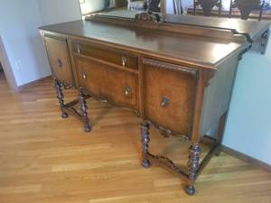 Beautiful Antique Buffet